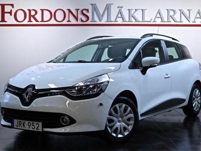 begagnad Renault Clio IV 1.5 DCI GPS 1-ÄGARE 3-ÅRS GARANTI
