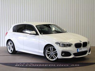 used BMW 118 d M Sport 150hk