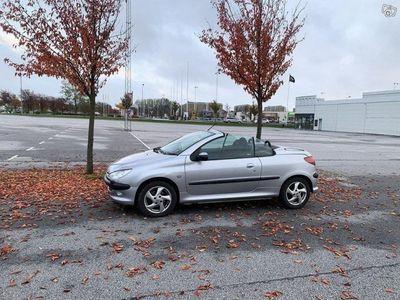 begagnad Peugeot 206 CC 1,6 Besiktad -02