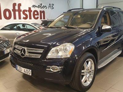gebraucht Mercedes 450 GL-Klass7G-Tronic Euro 6 7-sits 340hk