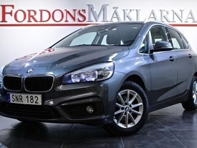begagnad BMW 218 Active Tourer D GPS REA-RACE