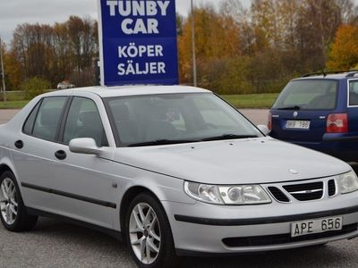 begagnad Saab 9-5 SportSedan 2.3T Automat Arc 185hk
