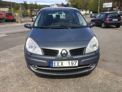 used Renault Scénic 1.6 (112hk) Besiktigad.