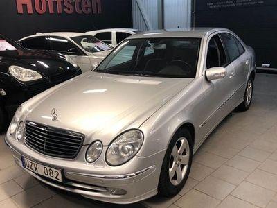 begagnad Mercedes E320 E Benz5G-Tronic 2004, Sedan 59 900 kr