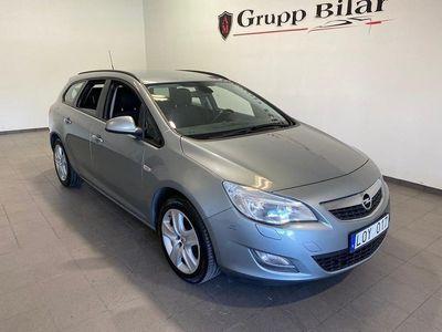 begagnad Opel Astra Sports Tourer 1.4 Turbo 140hk/ Kamkedja