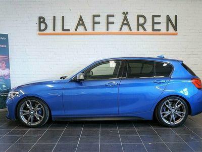 begagnad BMW M135 i xDrive GPS DAB H/K B-KAMERA 326HK