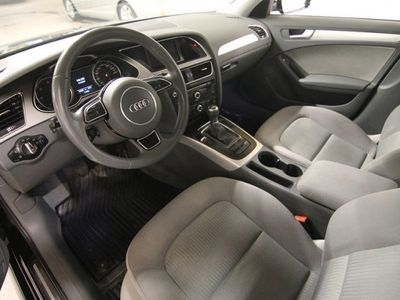 begagnad Audi A4 2.0TDI Q Proline Dieselv m fjärr (177hk)