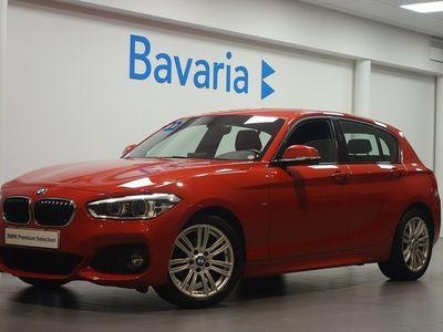 begagnad BMW 118 i 5-dörrar 5-d M-Sport Farthållare PDC