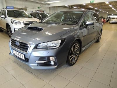 begagnad Subaru Levorg 1.6 GT-S 4WD Lineartronic Euro 6 170hk