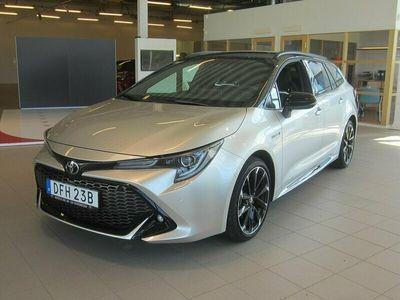 begagnad Toyota Corolla TS Hybrid 2.0 GR-S Plus Navi 2020, Kombi Pris 279 000 kr