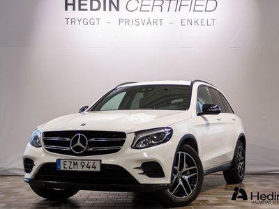 begagnad Mercedes GLC220 d // Amg & Bränslevärmare //