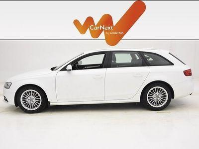 brugt Audi A4 2.0 TDI EURO6 DVÄRME DRAG SPORT