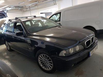gebraucht BMW 520 i Touring Automat 170hk / Skinn / Dra -03