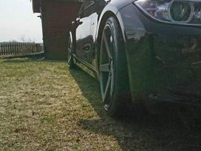 """begagnad BMW 320 D sport, 20"""", sänkt, toning -13"""
