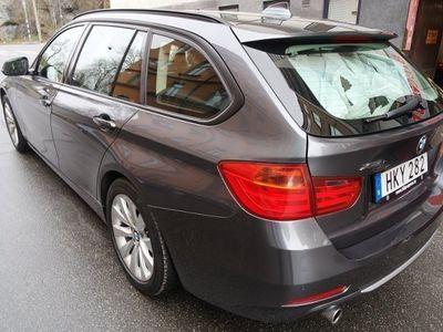 begagnad BMW 320 D xDrive Touring Modern Drag LM S+V Kombi