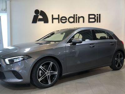 begagnad Mercedes A180 widescreen // Demo