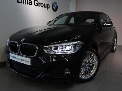 begagnad BMW 118 i Aut M-Sport Rattvärme