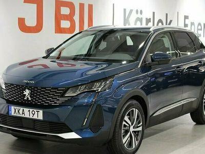 begagnad Peugeot 3008 Allure Pack PureTech Automat -Demo 2020, SUV Pris 294 900 kr