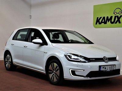 begagnad VW e-Golf 35.8kWh | Plus Paket | Navi