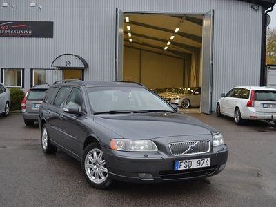 begagnad Volvo V70 2.4 Momentum, Classic 170hk