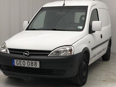 begagnad Opel Combo 1.6 CNG Skåp 2007, Transportbil 17 000 kr