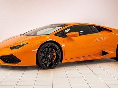 begagnad Lamborghini Huracán Huracan610-4 Lifting system 2015, Personbil 1 849 000 kr
