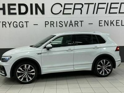 begagnad VW Tiguan GTS TDI (240hk) 4WD / R - LINE / VÄRMARE / V - HJUL