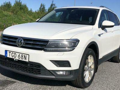 begagnad VW Tiguan Allspace 2.0 TSI 4MOTION (190hk)