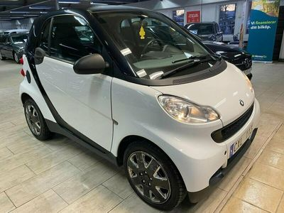 begagnad Smart ForTwo Coupé 1.0 Softtouch 61hk