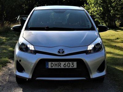begagnad Toyota Yaris Hybrid 1.5 VVT-i CVT / GPS / M-V