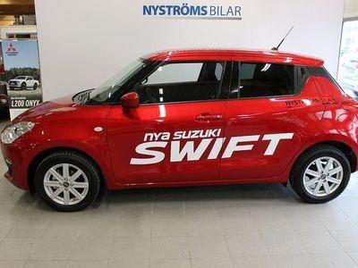 begagnad Suzuki Swift 1.2 Euro 6 90hk Låg skatt 606kr/år