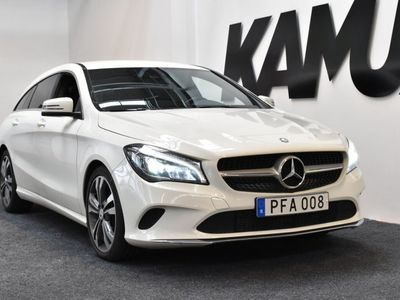 begagnad Mercedes CLA200 Shooting Brake d 4M | SÖNDAGSÖPPET 23/2 | 4MATIC |