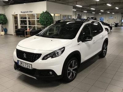 begagnad Peugeot 204 2008 GT-Line 1.2 e-THP Automat 2018, SUV900 kr