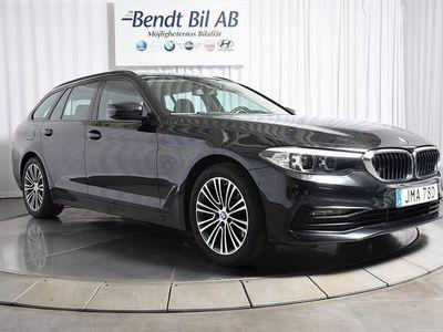begagnad BMW 520 d xDrive/Sportline/Värmare/HiFi