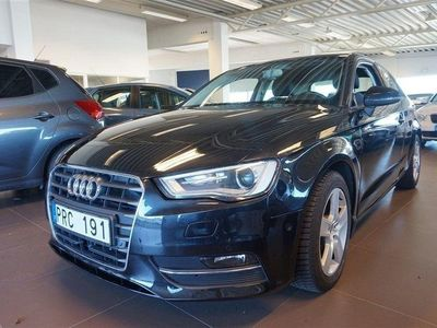 begagnad Audi A3 AUTOMAT 2.0 TDI Ambition Halvkombi 2013, Halvkombi 134 900 kr