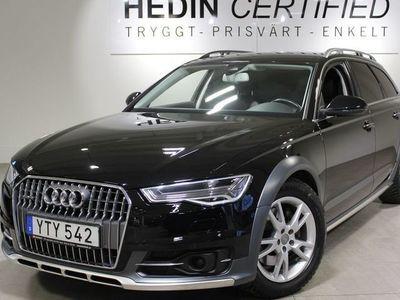 begagnad Audi A6 3,0 TDI V6 Clean 218 Hk ALLROAD QUATTRO