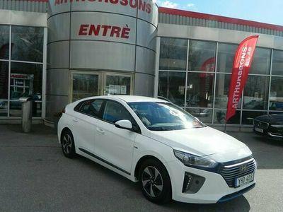 begagnad Hyundai Ioniq Hybrid 1.6 DCT Euro 6 2017, Sedan Pris 154 800 kr