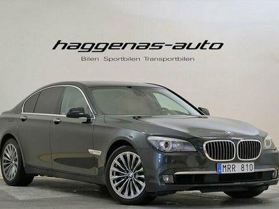 begagnad BMW 740 d xDrive / HUD / Night Vision / Värmare