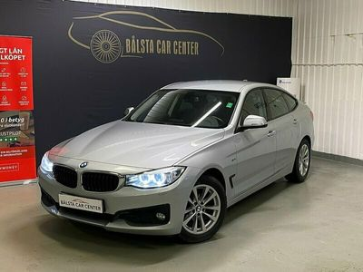 begagnad BMW 320 Gran Turismo d Steptronic Sport line Euro 6 184hk