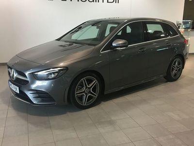 begagnad Mercedes B180 AMG leverans 20/9