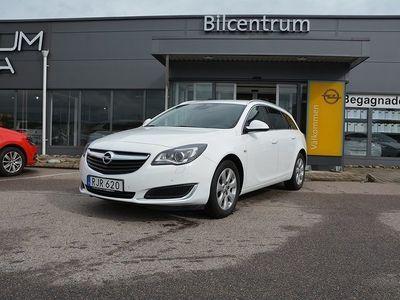 begagnad Opel Insignia Sports Tourer 1.6 Business EDIT Nav, Aut, 170hk