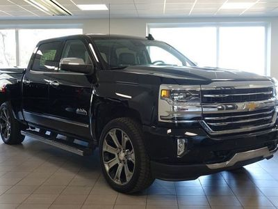 begagnad Chevrolet Silverado High Country 6.2L V8 420hk 4WD