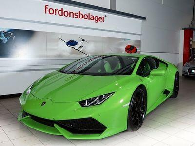 begagnad Lamborghini Huracán HuracánDCT