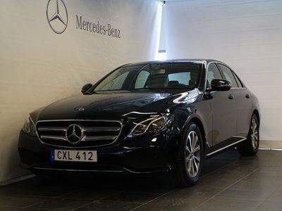 begagnad Mercedes E200 Sedan - Dragkrok, B-kam