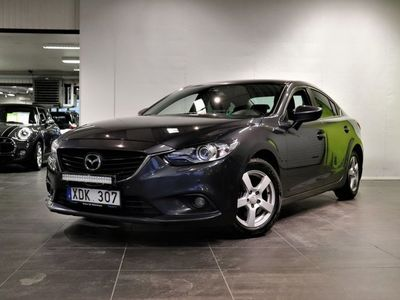 begagnad Mazda 6 2.2 SKYACTIV-D Automatisk, 150hk, 2013