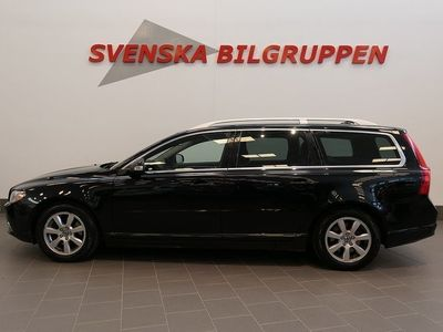 begagnad Volvo V70 1.6D DRIVe Summum Drag Läder LM S+V