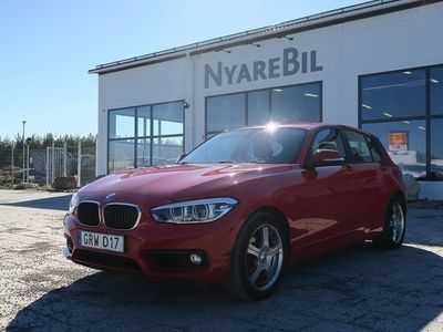 used BMW 118 D Diesel 2,0 150HK Automat Advantage -16