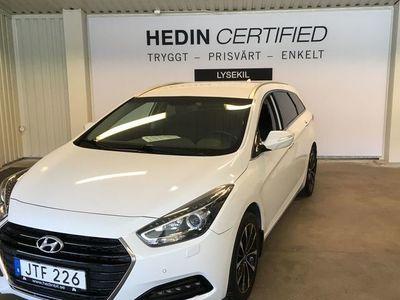 usado Hyundai i40 1.7 CRDI Comfort plus M6 / S&V-Däck