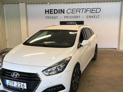 second-hand Hyundai i40 1.7 CRDI Comfort plus M6 / S&V-Däck