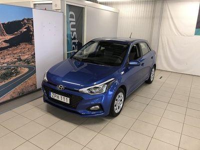 begagnad Hyundai i20 1.2 Euro 6 75hk